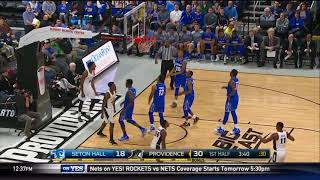 PC vs. Seton Hall in 8 Minutes (1/14/17)