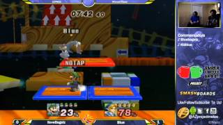 What can Luigi do against this?