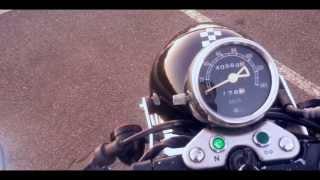 8. suzuki tu250x cafe racer sound