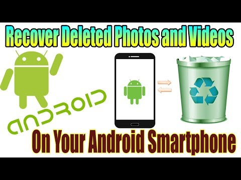 Recover Deleted Photos and Videos On Your Android Smartphone – Hindi