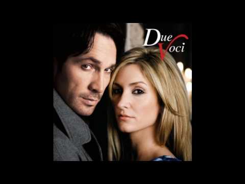 Due Voci - Because You Loved Me lyrics
