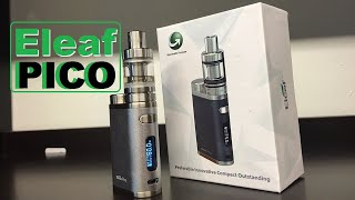Video Vaping Istick Pico Tank Melo III (Stop Rokok Tembakau) Indonesia MP3, 3GP, MP4, WEBM, AVI, FLV Juli 2018