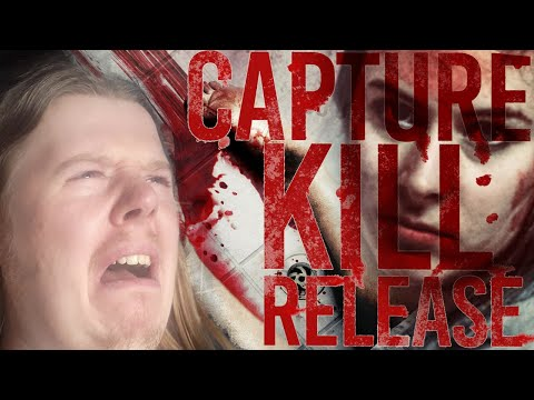 CAPTURE, KILL, RELEASE review