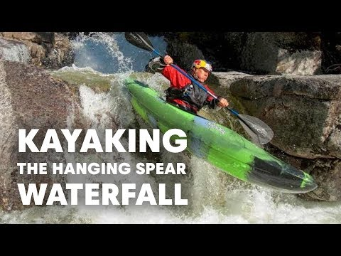 Hudson - Kayak into more adventure: http://win.gs/1aXUVRM Hidden amongst the Adirondack State Park and along the headwaters of the Hudson River, lies two of the highest peaks in New York State. Only...