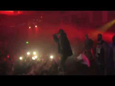 KANYE WEST – CREWLOVE ALL DAY – LIVE @ BROMANCE IN THE DESERT – 4.18.2015