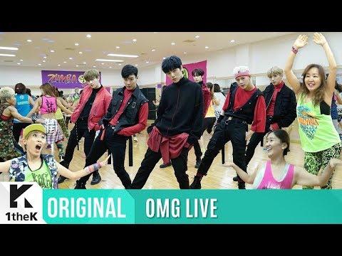 [無뜬금라이브(OMG LIVE)] MONSTA X(몬스타엑스) _ DRAMARAMA(드라마라마)