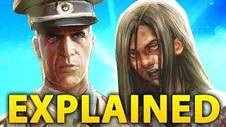 Video THE COMPLETE ALPHA OMEGA STORYLINE EXPLAINED (End Cutscene Analysis - Black Ops 4 Zombies Story) MP3, 3GP, MP4, WEBM, AVI, FLV Juli 2019