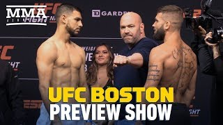 UFC on ESPN 6 Preview Show - MMA Fighting by MMA Fighting