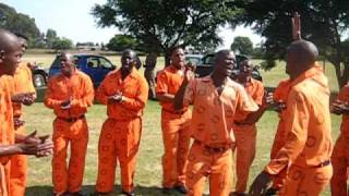 Butterworth South Africa  city pictures gallery : Prison Choir at Zonderwater Correctional Centre in South Africa