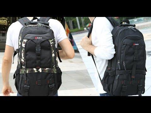 Universal Urban Backpack: KAKA 35L Travel, Hiking, School, Urban Backpack.