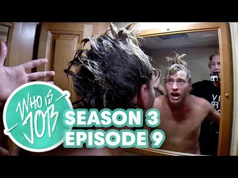 job - CLICK to see bonus footage of Poopies shaving heads: http://win.gs/1versXr Part 2 of the Bodyglove East Coast invation finds the boys on the Jersey Shore whe...
