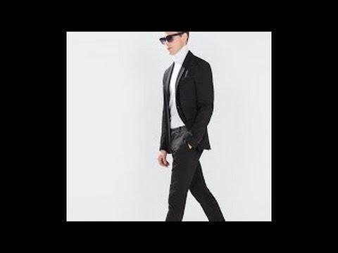 Costumes élégants à la mode pour hommes 2015