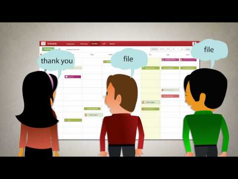 Video of ShiftPlanning