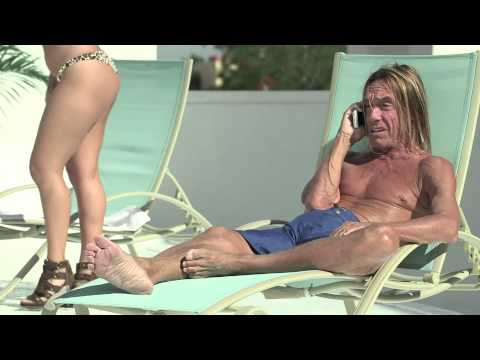 Collection - Iggy Pop Commercials