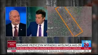 Antoni Macierewicz w światecznym odcinku- pogromców mitów!