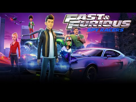 FAST AND FURIOUS SPY RACERS SEASON 2 Netflix upcoming TV series is on the way!!!- Premiere Next