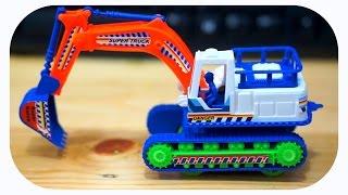 Mainan Anak Escavator Plastik | Beko | Bego