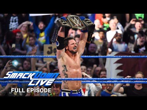 WWE SmackDown LIVE Full Episode, 7 November 2017