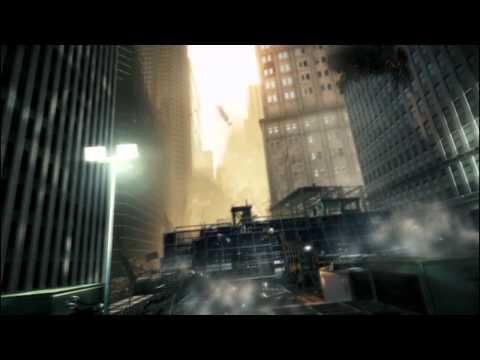 Crysis 2 cinematic [ russian ]