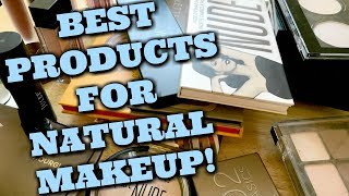 Not everyone wants to be bronzed to the Gods or seen from space because of a blinding highlight!  Together, along with the Collective Brain of Makeup Awesomeness, we will share with you the BEST natural makeup products at all price ranges!(If you aren't a fan of the Live Chat format, it's okay, I understand, but this video will not be enjoyable for you. I like to talk to the people here and I know that bothers some people, and I am sorry for your frustration. I have plenty of content that is NOT live chat format and I hope you continue to enjoy those videos!)*I have disabled Super Chat until I can appropriately use the money that has already been donated. I will let you know when it reopens. I do not have a Patreon account and do not plan to create one. Thanks for your support!*******FTC: This is not a sponsored video. **********