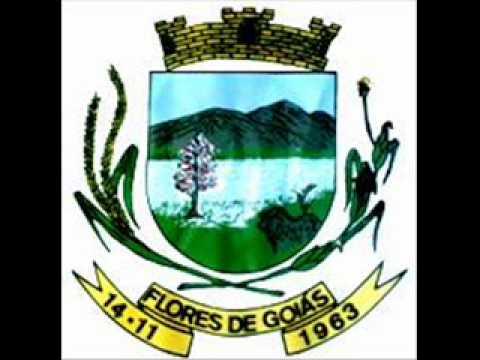 Hino de Flores de Goiás - GO