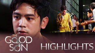 Video The Good Son: Obet and Joseph weep over their mother's death | EP 130 MP3, 3GP, MP4, WEBM, AVI, FLV Oktober 2018