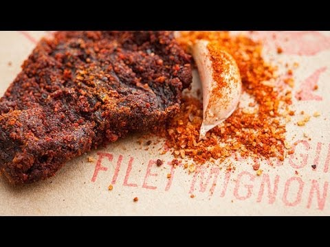 How to Make the World's Most Luxurious Beef Jerky | Eat the Trend