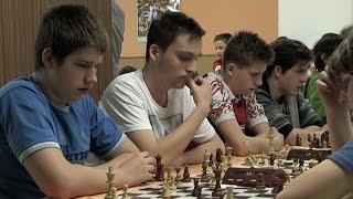 Krajský přebor mládeže v šachu
