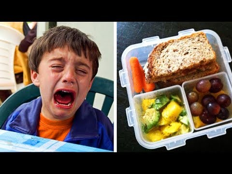 Boy Left In Tears After Teacher Throws Away His Lunch, Says He Can Never Eat It At School Again