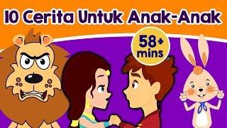 Video 10 Cerita Untuk Anak-Anak - Dongeng Bahasa Indonesia | Animasi Kartun | Kids Stories in Indonesian MP3, 3GP, MP4, WEBM, AVI, FLV Oktober 2017