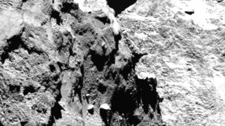 Rosetta Mission Update | Rubble on 67P Defies Current Comet Theory