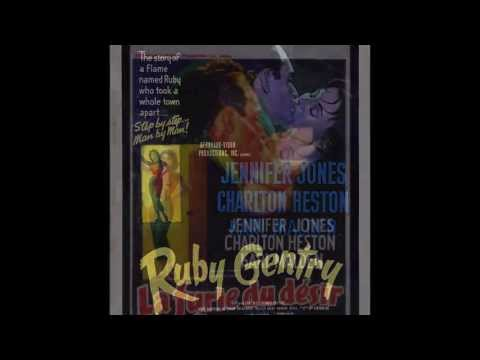 "♪ Ruby - Chromatic Harmonica (from Movie, ""Ruby Gentry"") ハーモニカ"