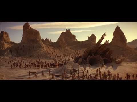 Official Trailer: Planet Of The Apes (2001)