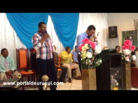 Rick e Renan louvando a Deus em Uruçuí