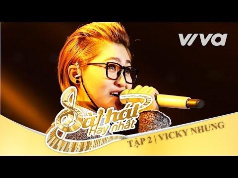 """Vicky Nhung gây """"náo loạn"""" sân khấu Sing My Song với ca khúc siêu bựa"""