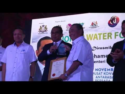 Kerajaan Negeri Sedia Pelan Pembangunan Bekalan Air 50 Tahun