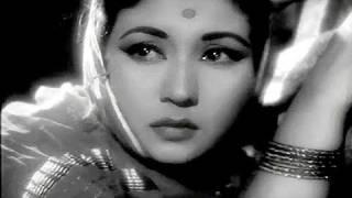 image of Har Dukhra Sehne Wali - Meena Kumari, Sahara Song
