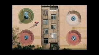 IRAN, Tehran Graffiti/Street Art/Murals 2014 (NEW VIDEO)