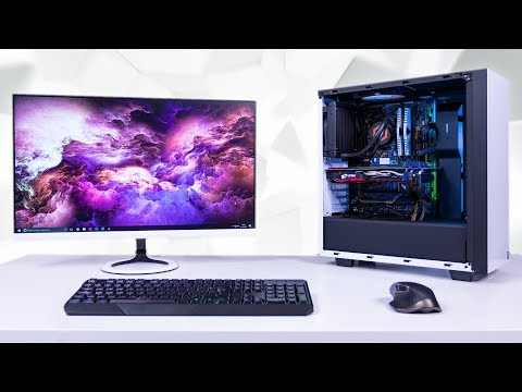 MON NOUVEAU PC GAMER !