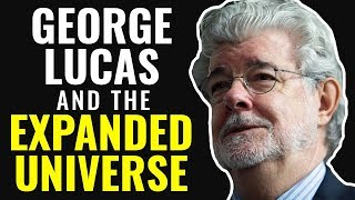 Video George Lucas and the Expanded Universe (Legends) MP3, 3GP, MP4, WEBM, AVI, FLV Juni 2018
