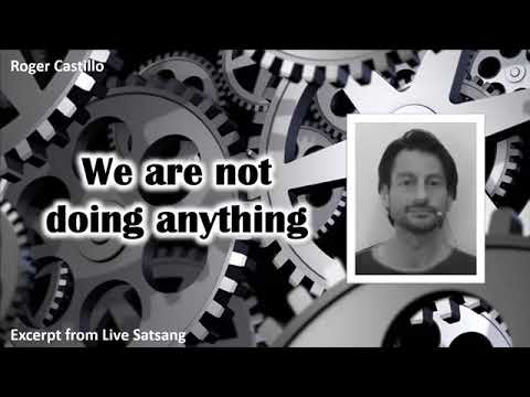 Roger Castillo Video: We Are Not Doing Anything