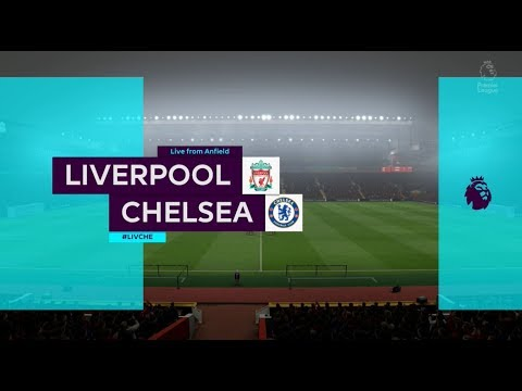 Fifa 19 | Liverpool Vs Chelsea Full Premier League Match | Xbox One Gameplay
