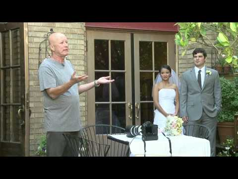 First Look - Wedding Photography Tips with Joe Buissink (видео)