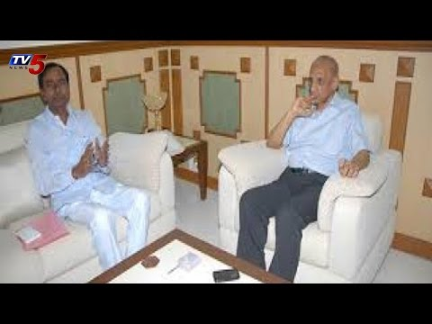 KCR Met Governor Narasimhan | Discuss Over T Assembly Sessions : TV5 News