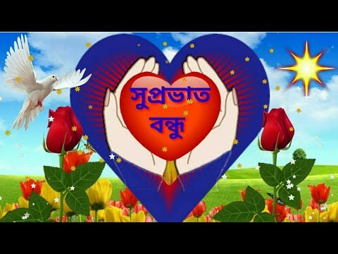 Video Good morning video.... Bengali whatsapp status.. download in MP3, 3GP, MP4, WEBM, AVI, FLV January 2017