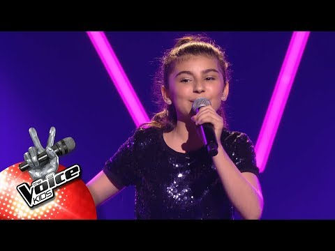 Mary - 'Cheap Thrills' | Blind Auditions | The Voice Kids | VTM