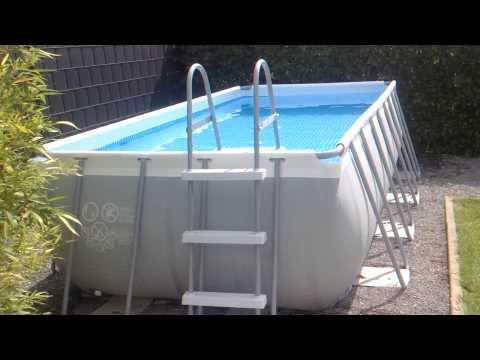 Intex Ultra Frame 4x2m Pool