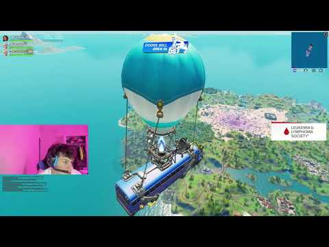 Fortnite Streamers REACTING to FNCS CHAMPION KEZ getting BANNED LIVE (Stable_Ronaldo.. Clix.. )