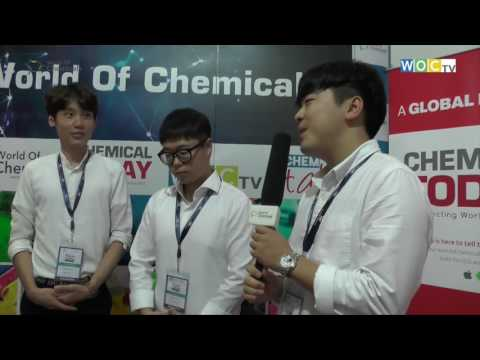 CBNU GTEP at Surface & Coating Expo 2016