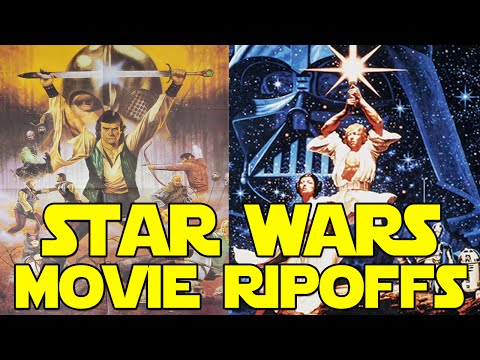The Films That Ripped Off Star Wars